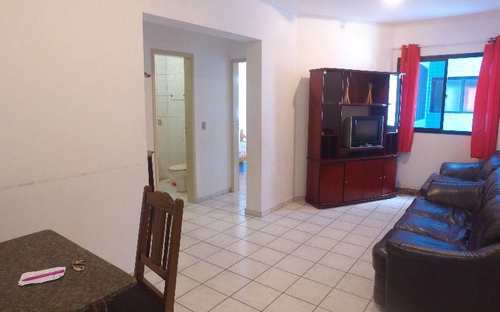 Apartamento, código 4062 em Praia Grande, bairro Aviação