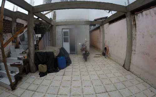 Casa, código 3931 em Praia Grande, bairro Guilhermina