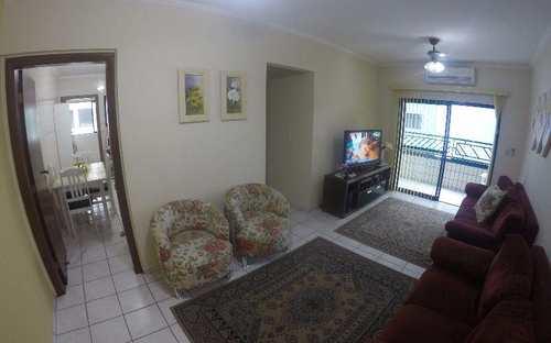 Apartamento, código 3795 em Praia Grande, bairro Guilhermina