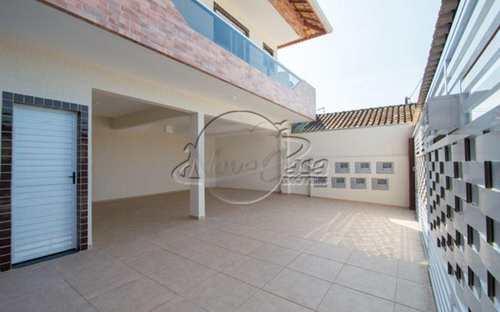 Casa de Condomínio, código 3790 em Praia Grande, bairro Melvi