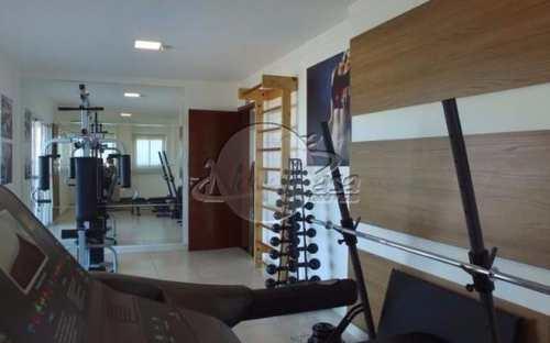 Apartamento, código 3561 em Praia Grande, bairro Guilhermina