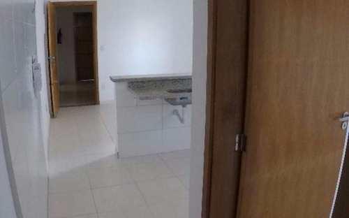 Apartamento, código 3537 em Praia Grande, bairro Mirim