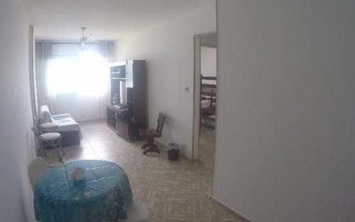 Apartamento, código 3444 em Praia Grande, bairro Aviação