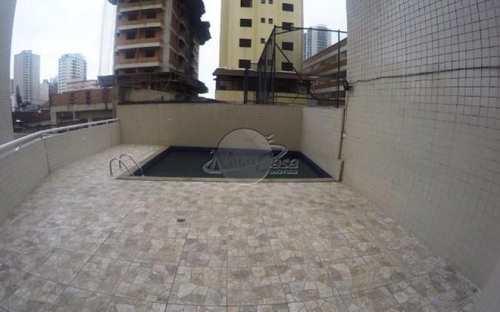 Apartamento, código 3261 em Praia Grande, bairro Aviação