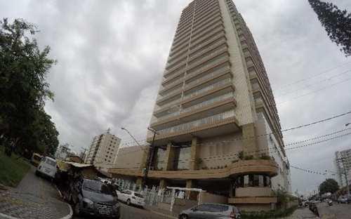 Apartamento, código 3241 em Praia Grande, bairro Guilhermina