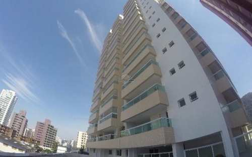Apartamento, código 3218 em Praia Grande, bairro Canto do Forte
