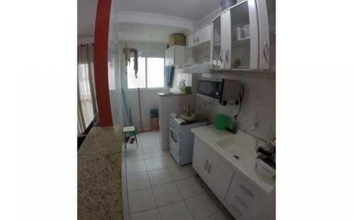 Apartamento, código 3133 em Praia Grande, bairro Maracanã