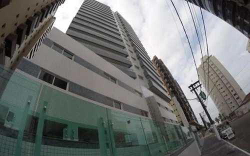 Apartamento, código 2822 em Praia Grande, bairro Guilhermina