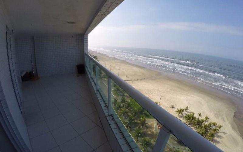 Cobertura em Praia Grande, bairro Vila Caiçara