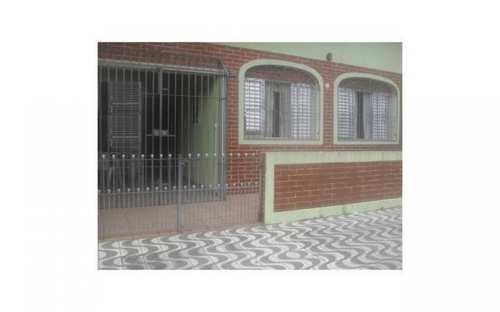 Casa, código 696 em Praia Grande, bairro Tupi