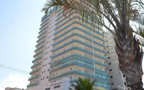 Apartamento, código 2518 em Praia Grande, bairro Guilhermina