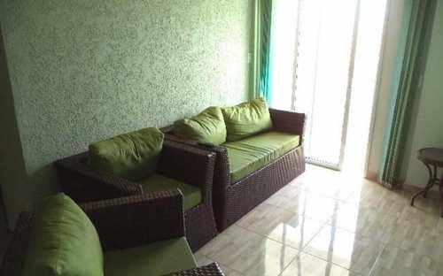 Apartamento, código 2521 em Praia Grande, bairro Mirim
