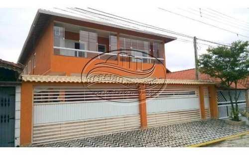 Casa, código 159 em Praia Grande, bairro Tude Bastos