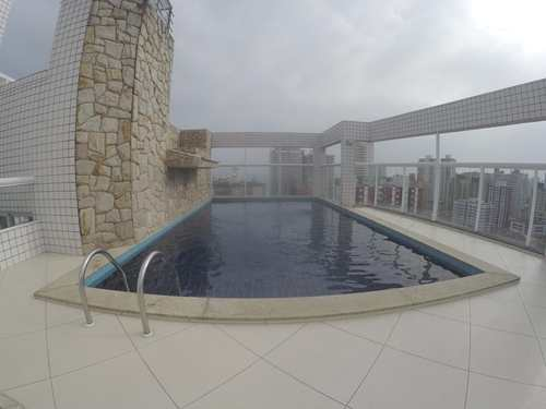 Apartamento, código 4388 em Praia Grande, bairro Canto do Forte