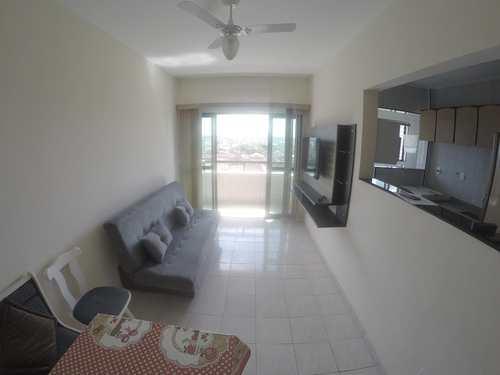 Apartamento, código 4557 em Praia Grande, bairro Maracanã
