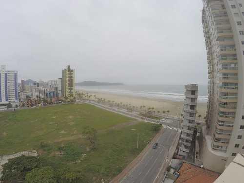 Kitnet, código 4565 em Praia Grande, bairro Aviação