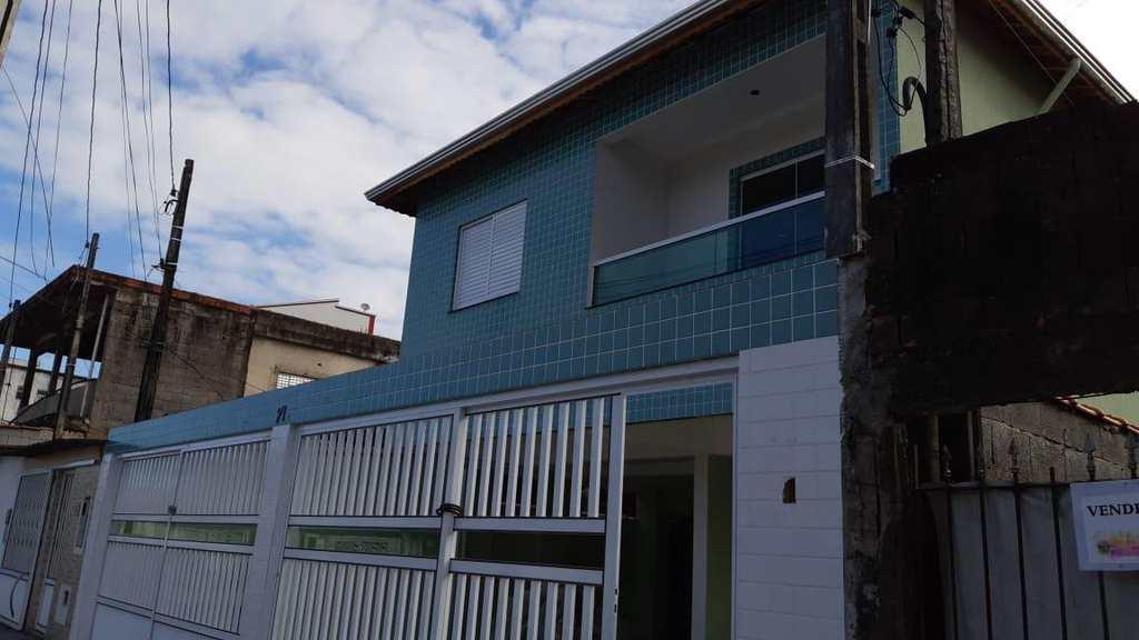 Casa de Condomínio em Praia Grande, bairro Antártica