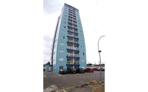 Apartamento, código 4572 em Praia Grande, bairro Caiçara