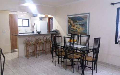 Apartamento, código 4562 em Praia Grande, bairro Mirim