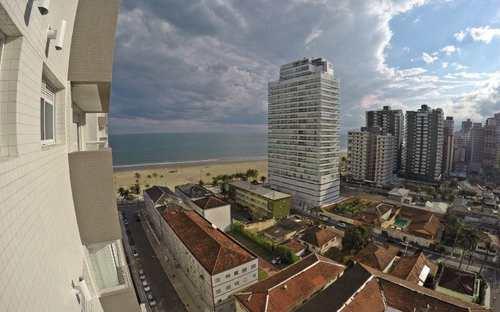 Apartamento, código 4553 em Praia Grande, bairro Canto do Forte
