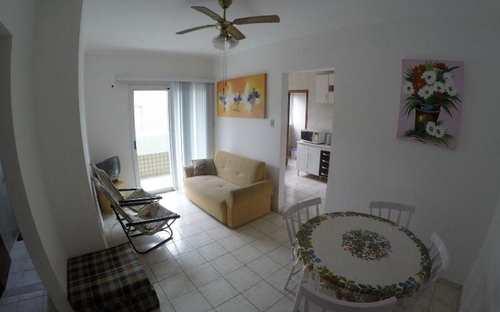 Apartamento, código 4790 em Praia Grande, bairro Aviação