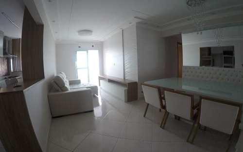 Apartamento, código 4787 em Praia Grande, bairro Ocian