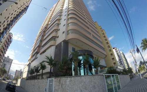Apartamento, código 4531 em Praia Grande, bairro Aviação