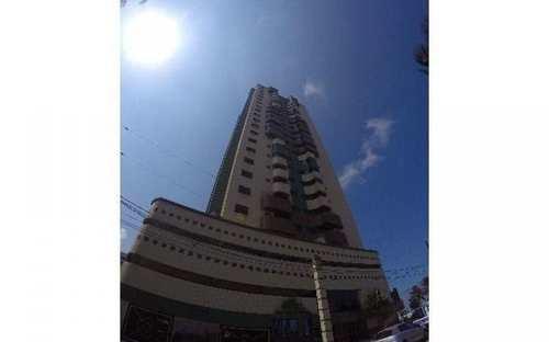 Apartamento, código 4782 em Praia Grande, bairro Guilhermina