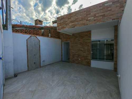 Casa, código 4775 em Praia Grande, bairro Guilhermina