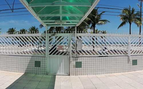 Kitnet, código 4776 em Praia Grande, bairro Tupi