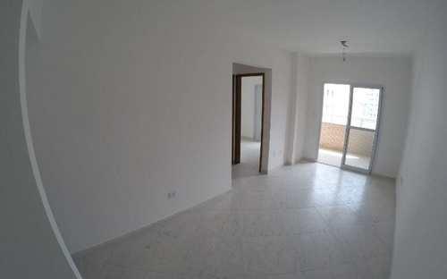 Apartamento, código 4507 em Praia Grande, bairro Ocian