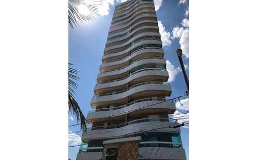 Apartamento, código 4770 em Praia Grande, bairro Guilhermina