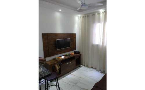 Apartamento, código 4489 em Praia Grande, bairro Boqueirão