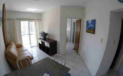 Apartamento, código 4476 em Praia Grande, bairro Aviação