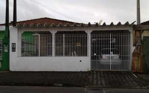 Casa, código 4749 em Praia Grande, bairro Caiçara