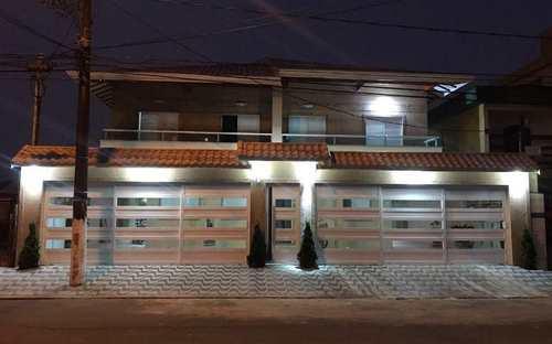 Casa, código 4456 em Praia Grande, bairro Caiçara