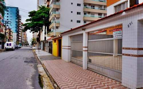 Apartamento, código 4733 em Praia Grande, bairro Guilhermina