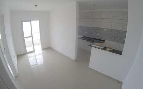 Apartamento, código 4428 em Praia Grande, bairro Mirim