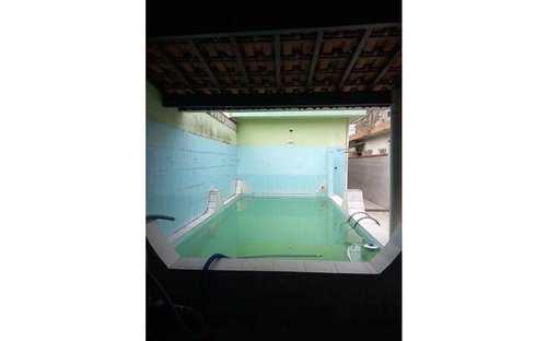 Casa, código 4724 em Praia Grande, bairro Tupi