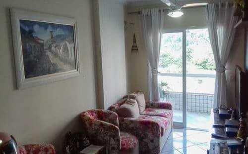 Apartamento, código 4395 em Praia Grande, bairro Canto do Forte