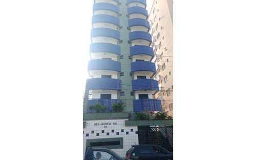 Apartamento, código 4383 em Praia Grande, bairro Tupi