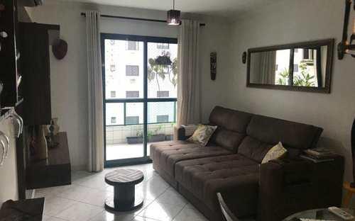 Apartamento, código 4370 em Praia Grande, bairro Canto do Forte