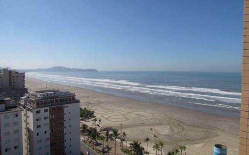 Apartamento, código 4357 em Praia Grande, bairro Tupi