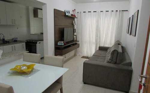 Apartamento, código 4717 em Praia Grande, bairro Guilhermina