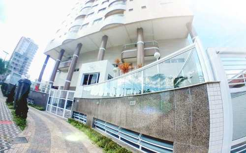 Apartamento, código 4731 em Praia Grande, bairro Caiçara
