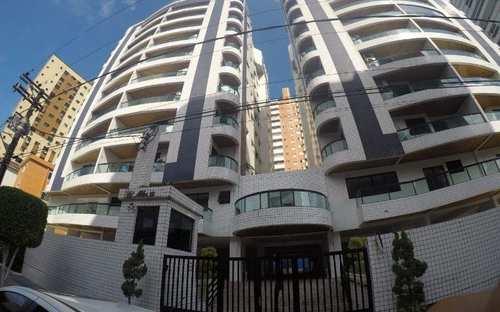 Apartamento, código 4348 em Praia Grande, bairro Canto do Forte