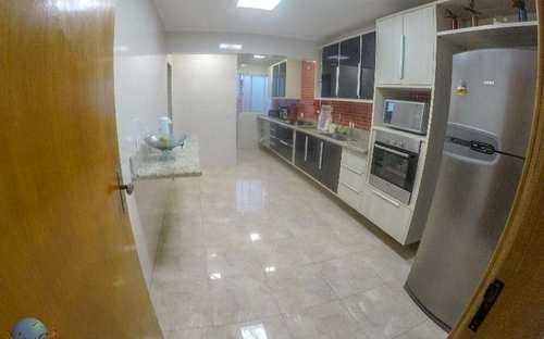 Apartamento, código 4318 em Praia Grande, bairro Aviação