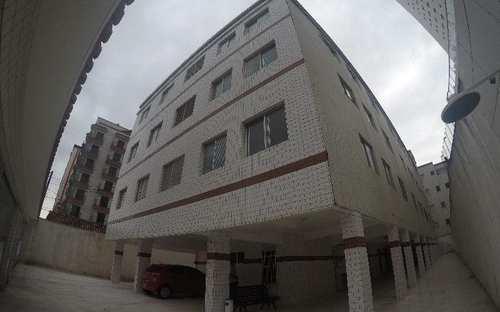 Apartamento, código 4309 em Praia Grande, bairro Aviação