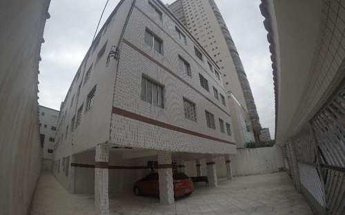Apartamento, código 4308 em Praia Grande, bairro Aviação