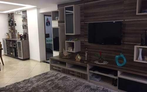 Apartamento, código 4297 em Praia Grande, bairro Tupi